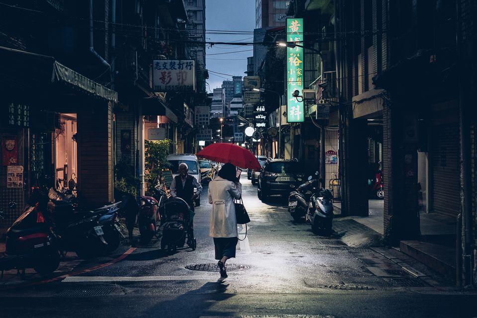 Image prise lors du stage à Taïwan par Tristan Thouin-Neves